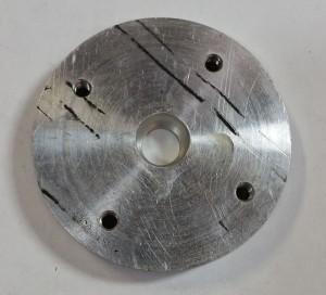 reclaimed metal insert